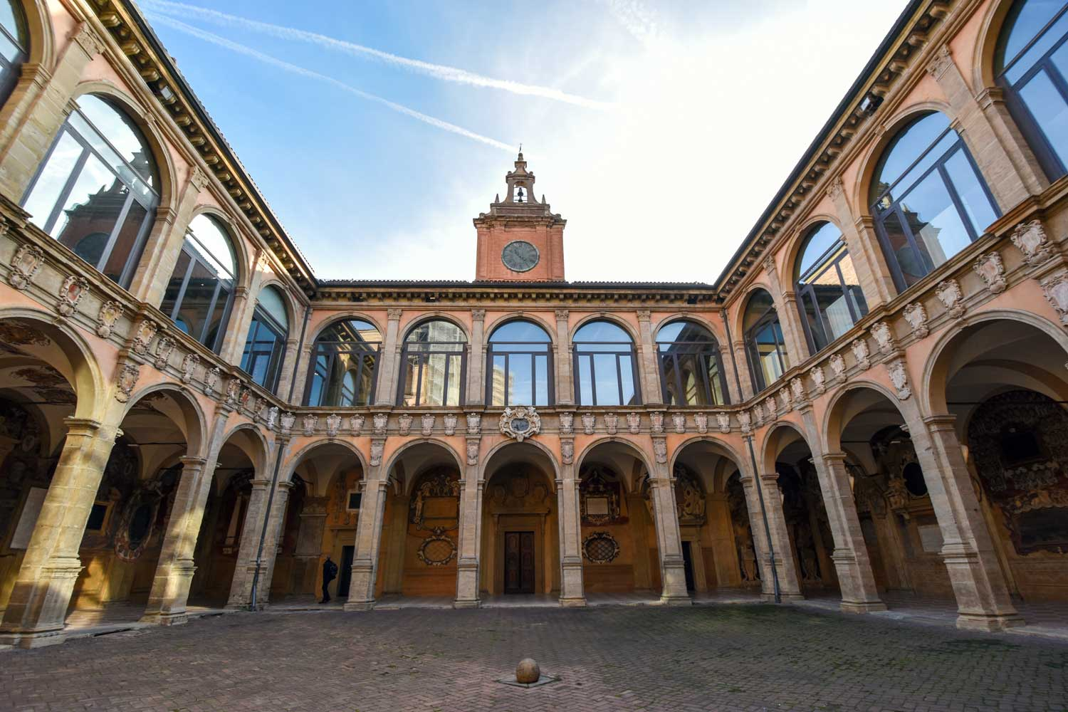 Archiginnasio, Bologna