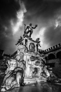 neptune's statue - Bologna, Italy