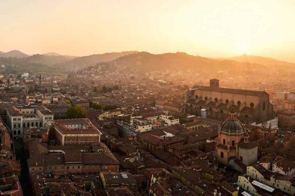 hotel romantici a bologna con vista panoramica, hotel a bologna