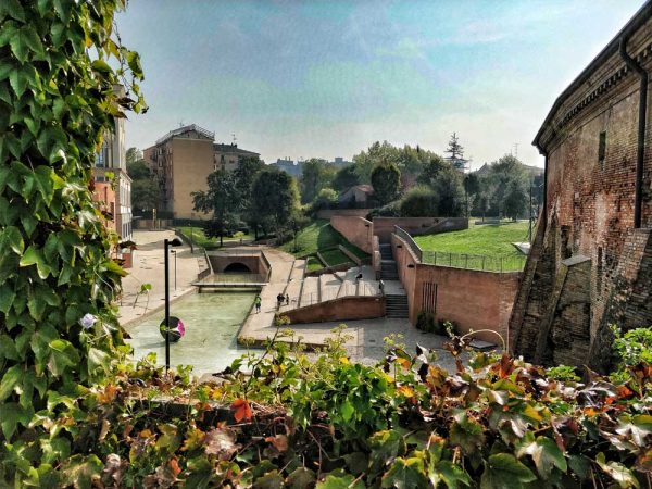 things to do in Bologna, garden cavaticcio