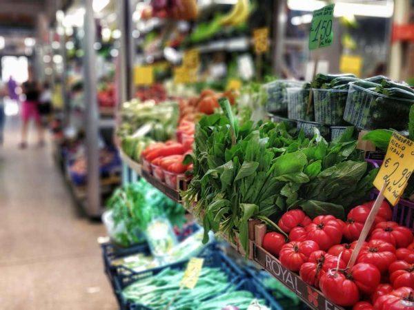 mercato delle erbe - ortofrutta