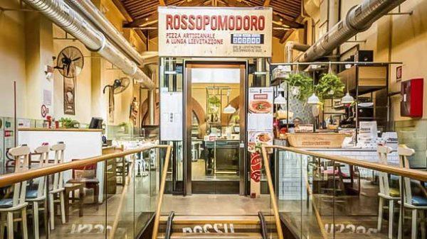 migliori pizzerie a bologna, rossopomodoro, mercato di mezzo